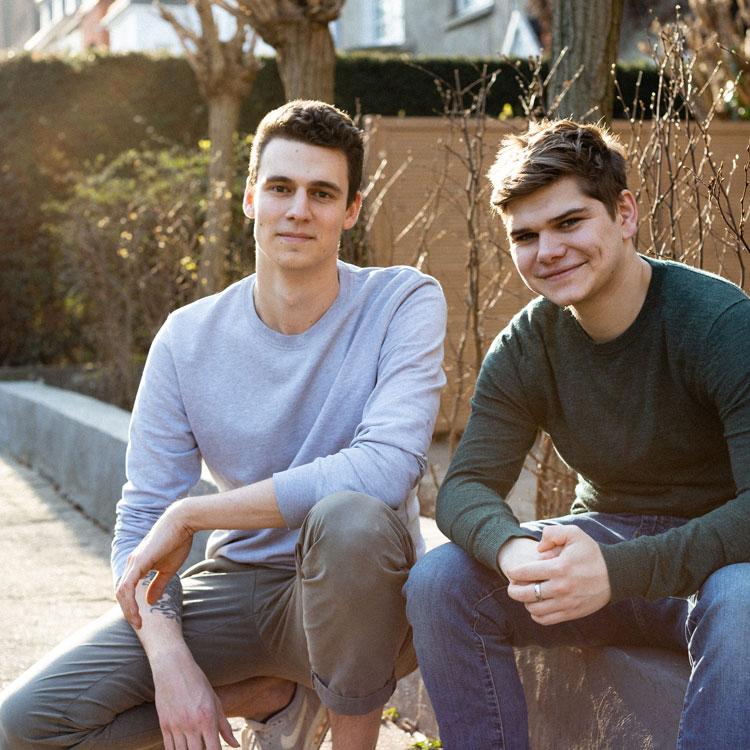 Luke & Hendrik